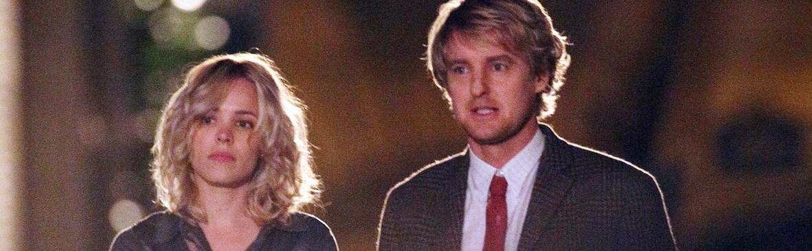 An American couple Gil and Inez Owen Wilson Wedding Crashers and Rachael