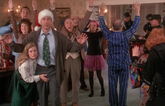Griswolds Christmas.Christmas Vacation 1989 Anti Film School