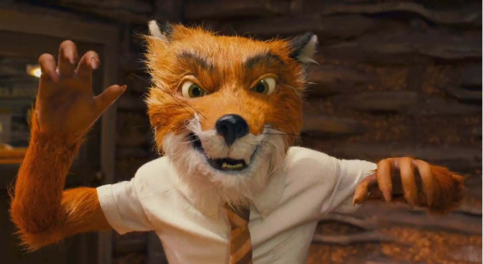 Fantastic Mr Fox 2009 Anti Film School