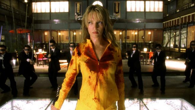 Kill Bill Volume 1 2003 Anti Film School