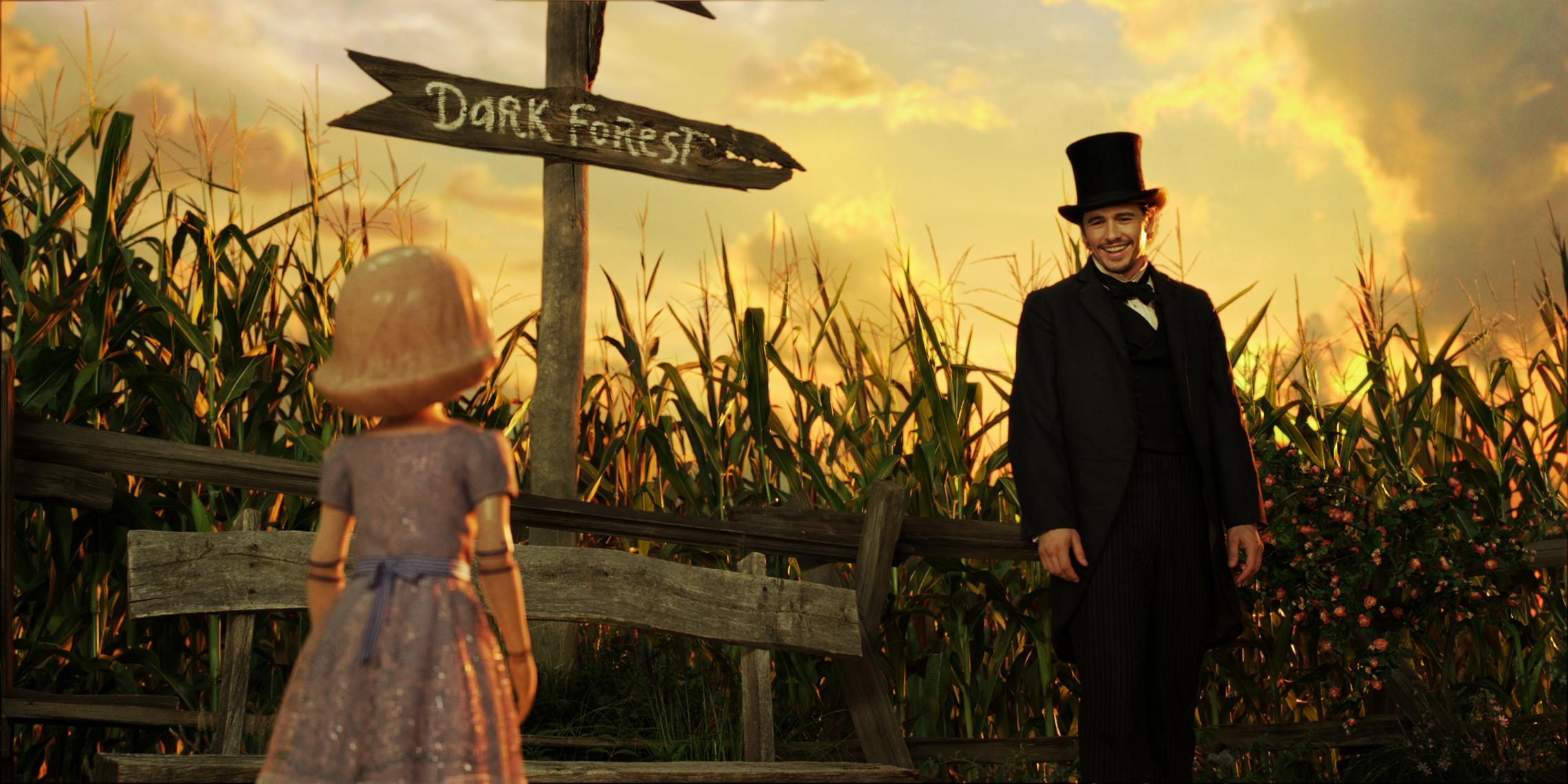 Oz the Great and Powerful (2013) | Anti-Film School Oz The Great And Powerful Cast Oz