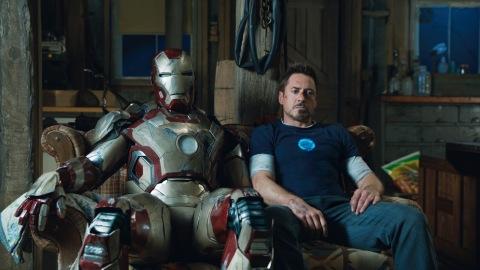 Iron Man 3 #1