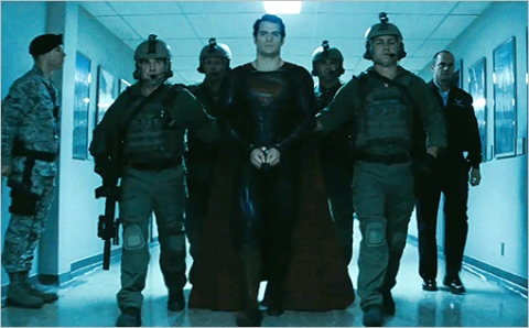 Man of Steel 2nd Review #1