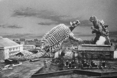 Godzilla Raids Again #1