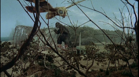 Mothra vs. Godzilla #1