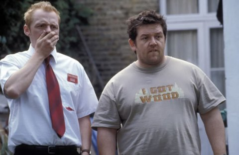 Shaun of the Dead #2
