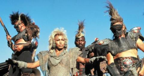 Mad Max Beyond Thunderdome #2