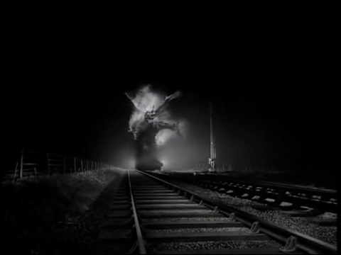 #13 PHOTO-the-fire-demon-on-the-train-tracks
