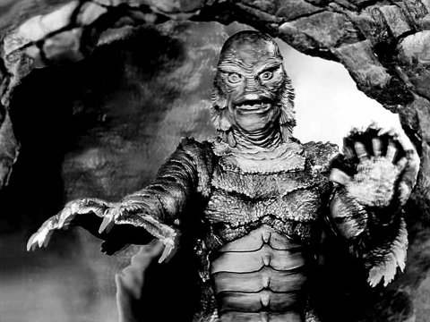 #2 PHOTO-The Creature From The Black Lagoon