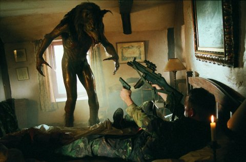 Dog Soldiers #1