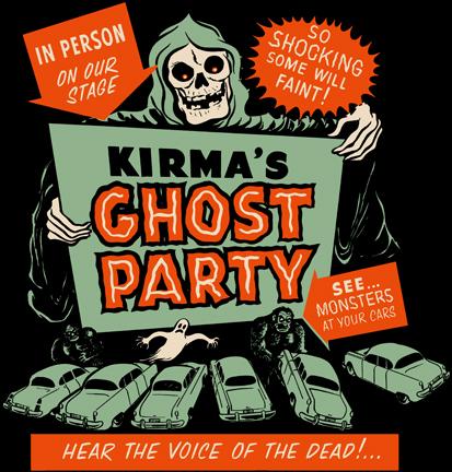 Spook Show 1
