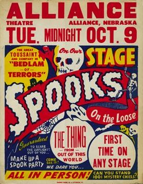 Spook Show #1