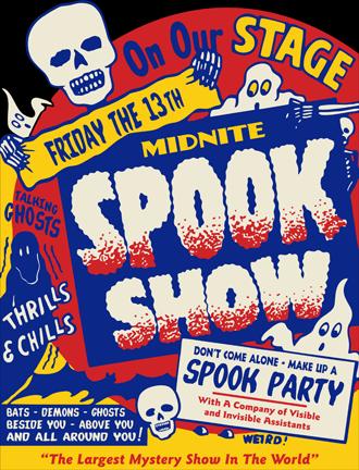 Spook Show #2