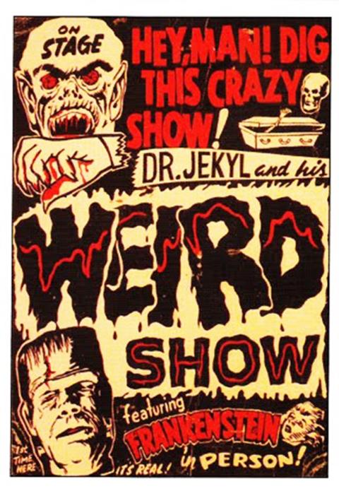 Spook Show #3