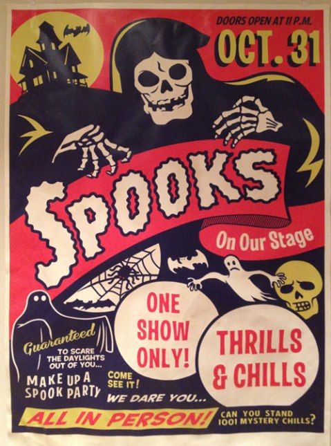 Spook Show #4