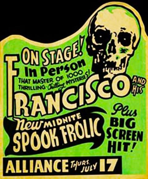Spook Show #5