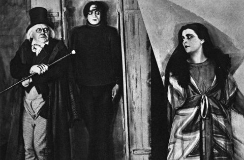 The Cabinet of Dr. Caligari #2