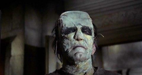 The Evil of Frankenstein #1