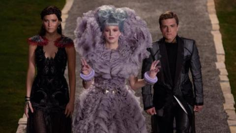 Catching Fire #1