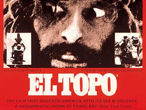 El Topo Poster