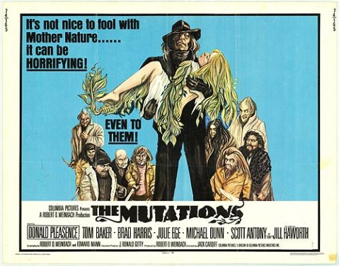 The Mutations Poster