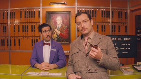 The Grand Budapest Hotel #2