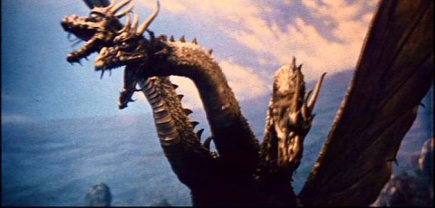 Ghidorah the Three-Headed Monster #1