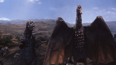 ghidorah, the-three-headed monster #2