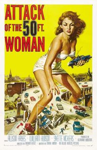 attack of the 50 ft woman drive in