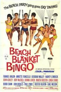 beach blanket bingo drive in