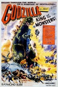 godzilla king of monsters drive in