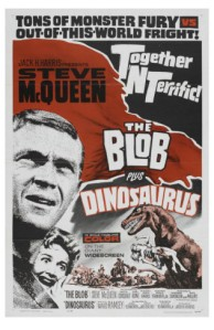 the-blob-1958 double feature