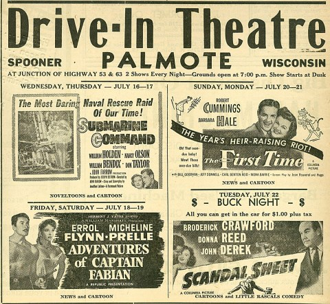 drive in ad 4
